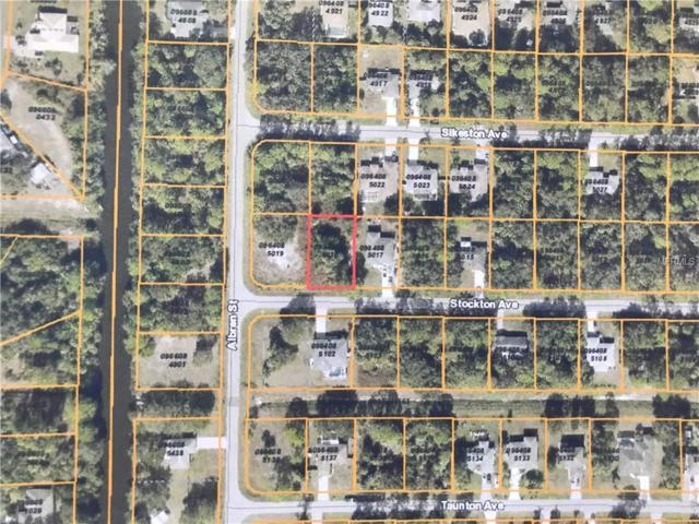Stockton Avenue, North Port, FL 34286 (MLS #A4428304) :: Griffin Group