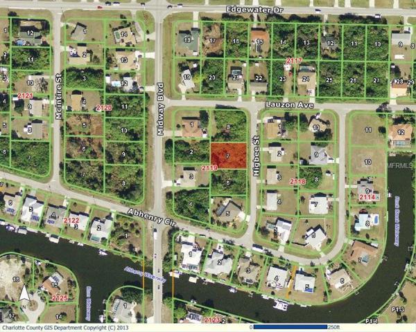4051 Higbee Street, Port Charlotte, FL 33948 (MLS #A4428400) :: Rabell Realty Group