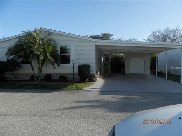 5707 45TH Street E #213, Bradenton, FL 34203 (MLS #A4428478) :: Medway Realty