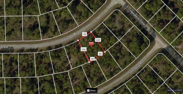 Lestock Avenue, North Port, FL 34288 (MLS #A4428544) :: GO Realty