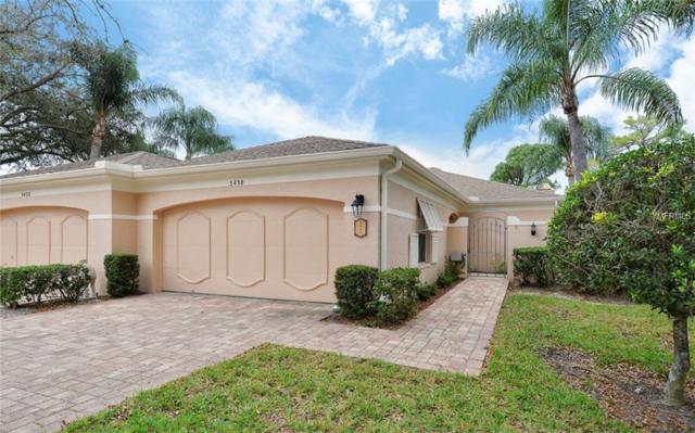 5430 Chanteclaire #82, Sarasota, FL 34235 (MLS #A4428651) :: Advanta Realty
