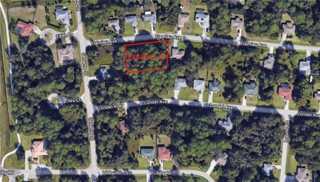 Flamlau Avenue, North Port, FL 34287 (MLS #A4428758) :: Delgado Home Team at Keller Williams