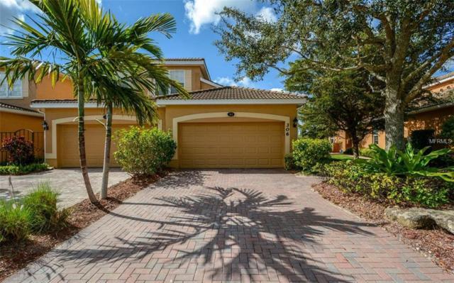306 Winding Brook Lane #104, Bradenton, FL 34212 (MLS #A4429086) :: Medway Realty