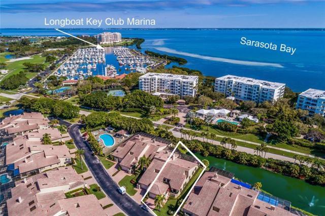 2358 Harbour Oaks Drive, Longboat Key, FL 34228 (MLS #A4429206) :: Cartwright Realty
