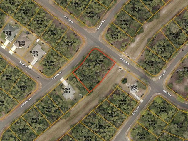 Garbett (Double Lot) Terrace, North Port, FL 34288 (MLS #A4429255) :: Medway Realty