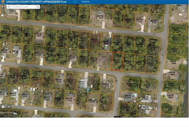 Flamlau Avenue, North Port, FL 34287 (MLS #A4429467) :: Delgado Home Team at Keller Williams