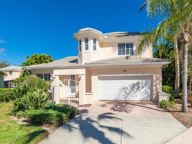 1348 Tearose Place, Sarasota, FL 34239 (MLS #A4429511) :: Lock & Key Realty