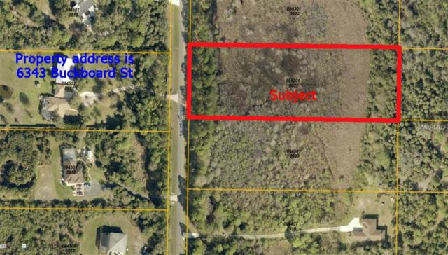 Buckboard Street, North Port, FL 34291 (MLS #A4429533) :: Team Suzy Kolaz