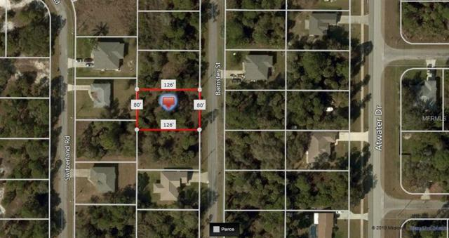Barrister Street, North Port, FL 34288 (MLS #A4429884) :: The Duncan Duo Team