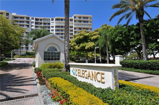 1800 Benjamin Franklin Drive B309, Sarasota, FL 34236 (MLS #A4430464) :: Zarghami Group