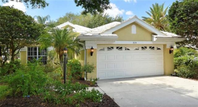 535 Fallbrook Drive, Venice, FL 34292 (MLS #A4430517) :: Team Bohannon Keller Williams, Tampa Properties