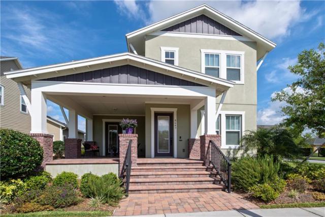 8643 Laureate Boulevard, Orlando, FL 32827 (MLS #A4430589) :: The Light Team