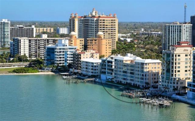 226 Golden Gate Point #24, Sarasota, FL 34236 (MLS #A4430632) :: Medway Realty