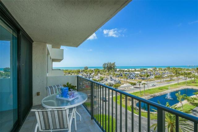 1055 Beach Road B-502, Sarasota, FL 34242 (MLS #A4430953) :: The Duncan Duo Team