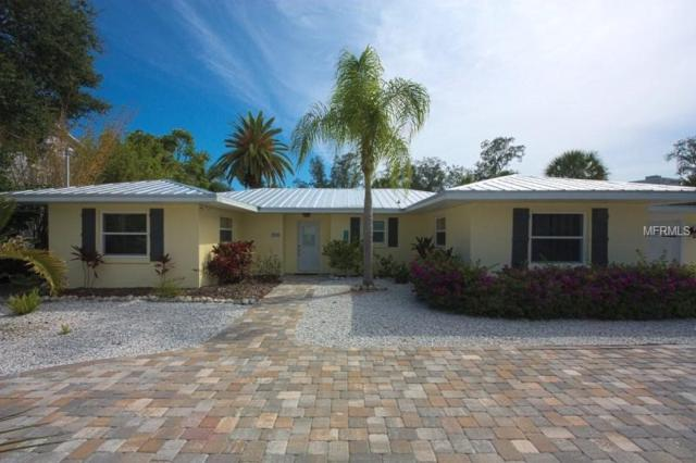306 Island Circle, Sarasota, FL 34242 (MLS #A4431069) :: Zarghami Group