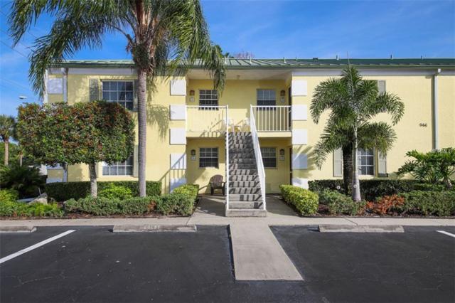 944 Capri Isles Boulevard #201, Venice, FL 34292 (MLS #A4431078) :: Dalton Wade Real Estate Group
