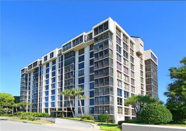 707 S Gulfstream Avenue #806, Sarasota, FL 34236 (MLS #A4431095) :: White Sands Realty Group