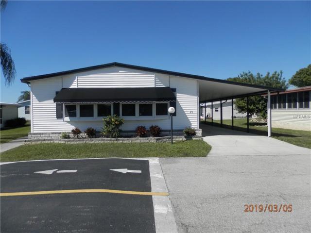 5707 45TH Street E #25, Bradenton, FL 34203 (MLS #A4431151) :: Medway Realty