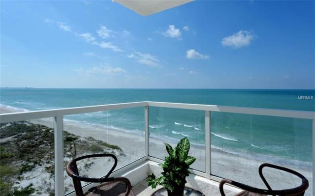1000 Longboat Club Road #601, Longboat Key, FL 34228 (MLS #A4431203) :: Sarasota Home Specialists