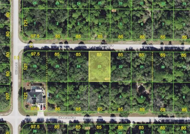 17067 Johns Avenue, Port Charlotte, FL 33948 (MLS #A4431226) :: GO Realty