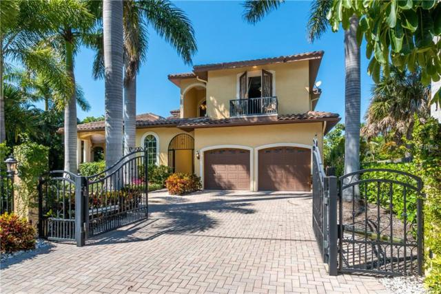231 Garden Lane, Sarasota, FL 34242 (MLS #A4431523) :: Rabell Realty Group