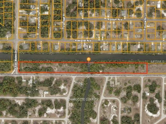 E Hillsborough Boulevard, North Port, FL 34288 (MLS #A4431615) :: Delgado Home Team at Keller Williams