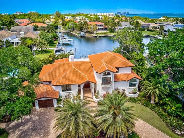 511 Harbor Point Road, Longboat Key, FL 34228 (MLS #A4431877) :: The Duncan Duo Team