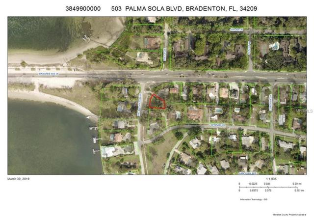 503 Palma Sola Boulevard, Bradenton, FL 34209 (MLS #A4431961) :: The Duncan Duo Team