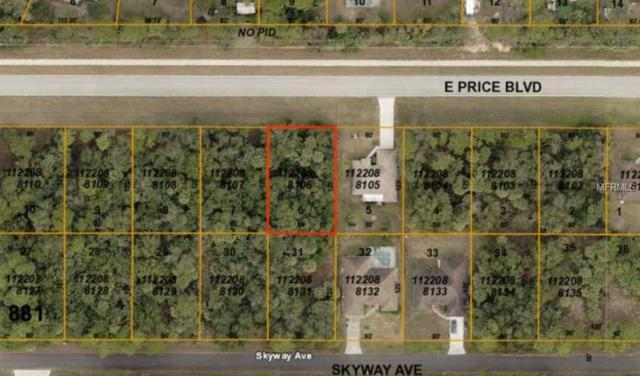 E Price Boulevard, North Port, FL 34288 (MLS #A4431967) :: Mark and Joni Coulter | Better Homes and Gardens
