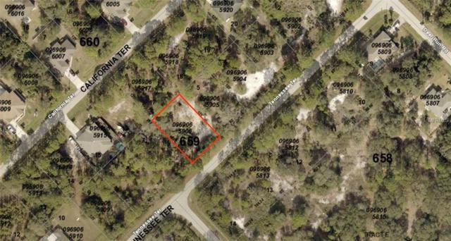 Tennessee Terrace, North Port, FL 34291 (MLS #A4431970) :: Medway Realty