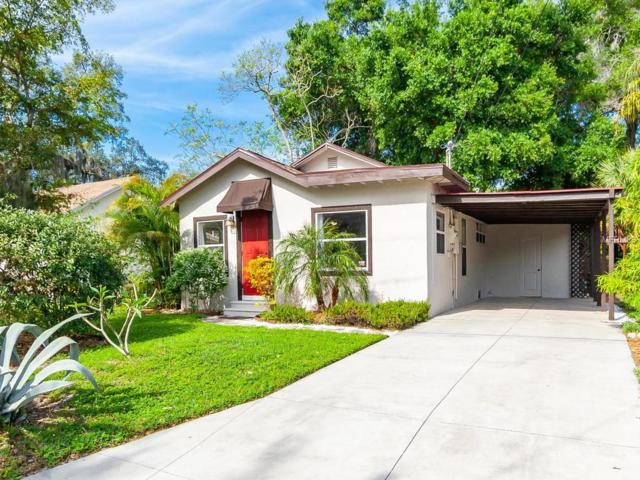 4111 Sarasota Avenue, Sarasota, FL 34234 (MLS #A4432145) :: The Duncan Duo Team