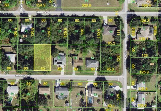 1130 Barbour Avenue, Port Charlotte, FL 33948 (MLS #A4432324) :: Medway Realty