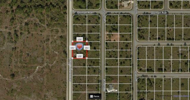 3260 Jennings Boulevard, Port Charlotte, FL 33981 (MLS #A4432372) :: Medway Realty