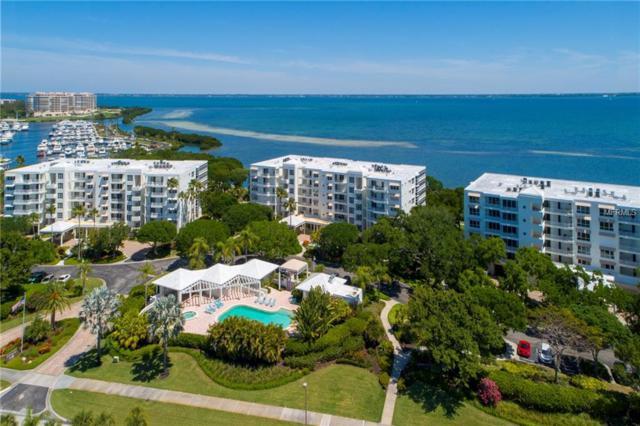 2450 Harbourside Drive #233, Longboat Key, FL 34228 (MLS #A4432417) :: Cartwright Realty
