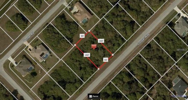 124 Cougar Way, Rotonda West, FL 33947 (MLS #A4432595) :: RE/MAX Realtec Group