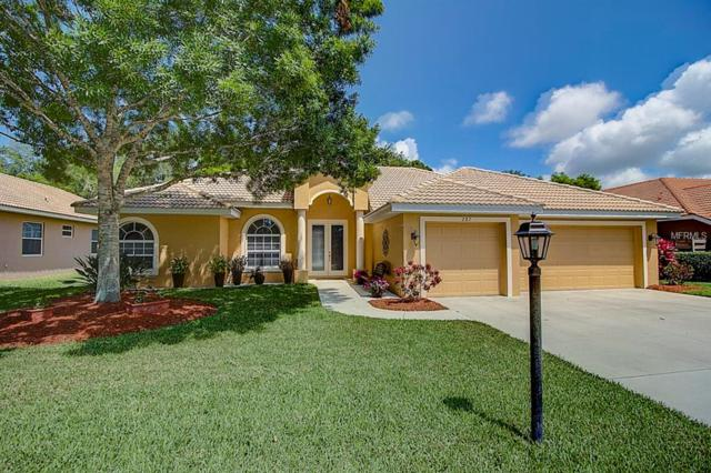 287 Park Trace Boulevard, Osprey, FL 34229 (MLS #A4432599) :: The Comerford Group