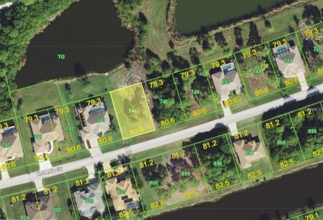 1138 Rotonda Circle, Rotonda West, FL 33947 (MLS #A4432638) :: Baird Realty Group