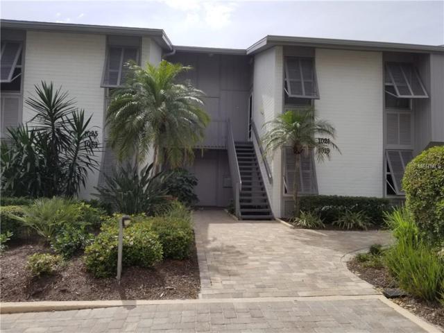 1019 W Peppertree Drive #112, Sarasota, FL 34242 (MLS #A4432688) :: The Comerford Group