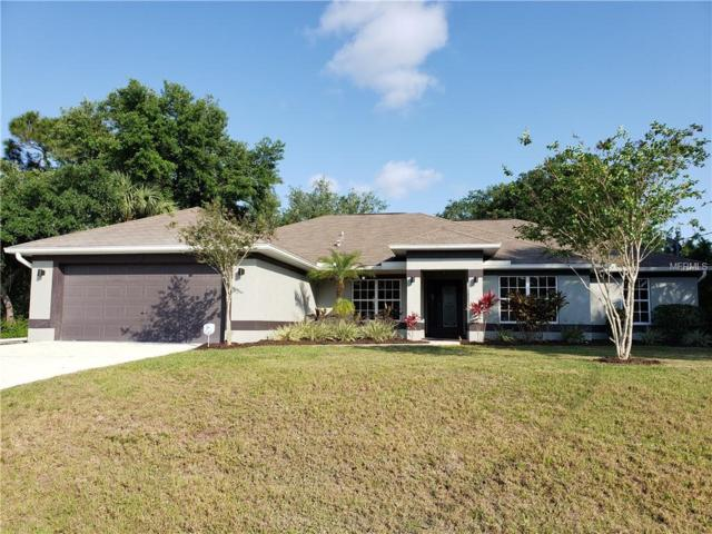 2239 Amnesty Drive, North Port, FL 34288 (MLS #A4432705) :: Medway Realty