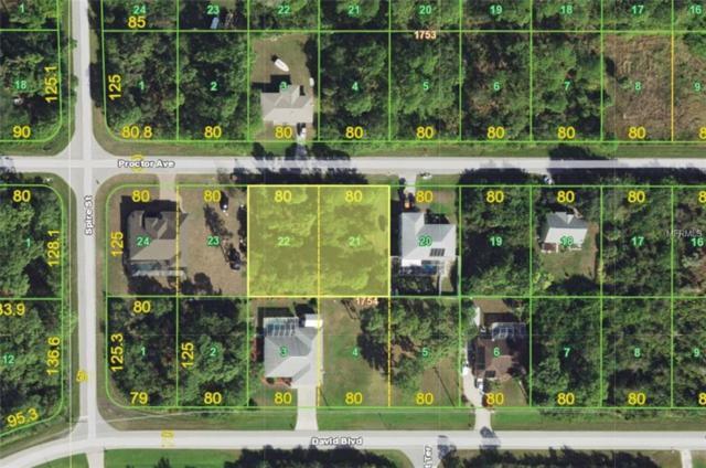 13025 & 13033 Proctor Avenue, Port Charlotte, FL 33981 (MLS #A4432755) :: Medway Realty