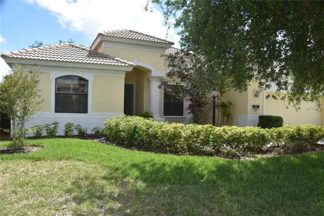 514 Luminary Boulevard, Osprey, FL 34229 (MLS #A4432788) :: The Comerford Group