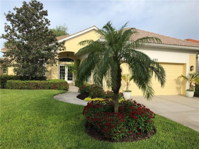 593 Misty Pine Drive, Venice, FL 34292 (MLS #A4432847) :: Cartwright Realty