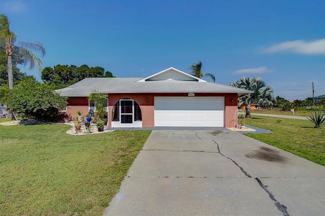 1082 Canal Terrace NW, Port Charlotte, FL 33948 (MLS #A4432974) :: Baird Realty Group