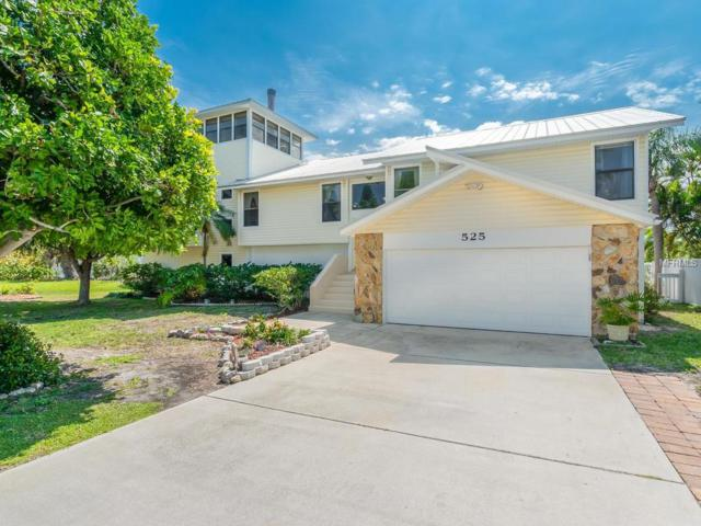 525 Loquat Drive, Anna Maria, FL 34216 (MLS #A4433156) :: The Comerford Group