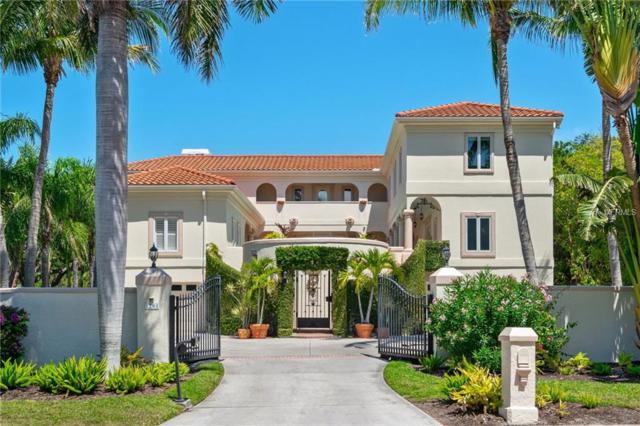 1201 Tree Bay Lane, Sarasota, FL 34242 (MLS #A4433238) :: The Duncan Duo Team