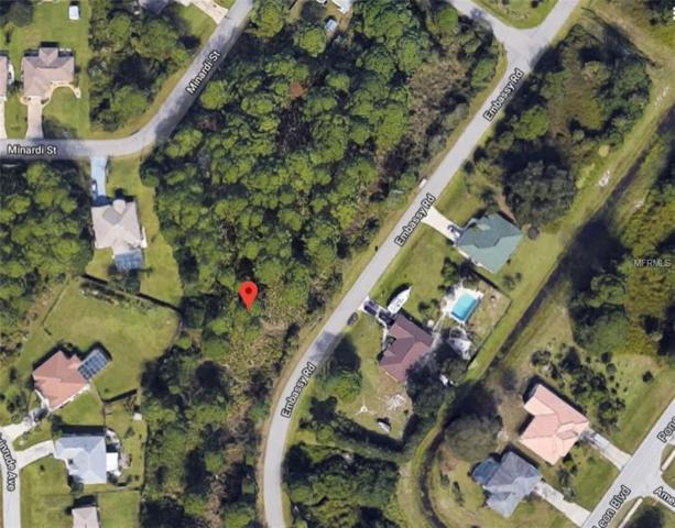 Embassy Road, North Port, FL 34291 (MLS #A4433313) :: Baird Realty Group
