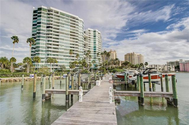 888 Blvd Of The Arts #902, Sarasota, FL 34236 (MLS #A4433331) :: McConnell and Associates