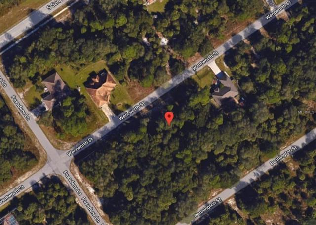 1136077925 Wentworth Street, North Port, FL 34288 (MLS #A4433346) :: The Duncan Duo Team