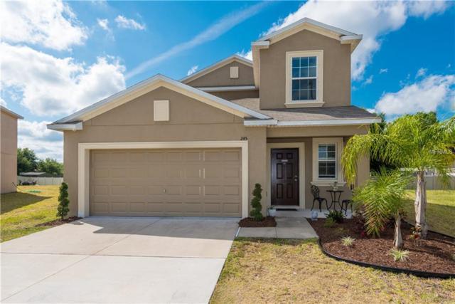 245 Cascade Bend Drive, Ruskin, FL 33570 (MLS #A4433352) :: Team Bohannon Keller Williams, Tampa Properties