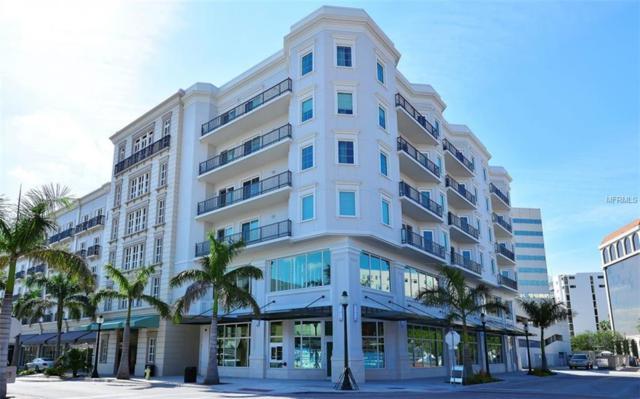 1500 State Street #402, Sarasota, FL 34236 (MLS #A4433361) :: McConnell and Associates